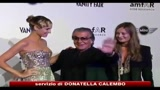 28/09/2010 - Milano, al Galà benefico di Amfar le star di moda e cinema