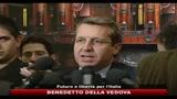 Crisi PDL: parlano Della Vedova e Bersani
