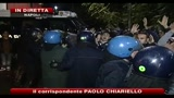 29/09/2010 - Emergenza rifiuti, nuovi tafferugli nella notte a Terzigno