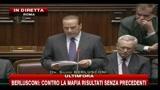 8- Berlusconi: gli sbarchi clandestini