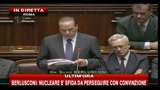 11- Berlusconi: le divisioni nella maggioranza