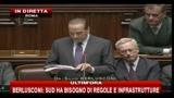 Berlusconi: completeremo la Salerno- Reggio Calabria