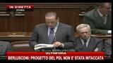 12- Berlusconi: finire la legislatura