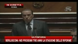 Berlusconi: con federalismo servizi di uguale livello