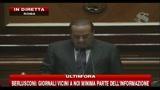 Senato, replica Berlusconi: Su rifiuti Napoli responsabilità di Iervolino