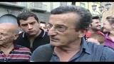 30/09/2010 - Rifiuti, a Terzigno lutto cittadino contro discarica