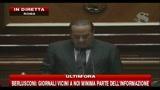 2 - Berlusconi: Abbiamo ereditato un debito pubblico pesantissimo