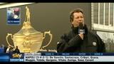 30/09/2010 - Golf, prende il via la Ryder Cup