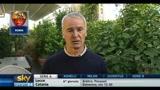 Roma, intervista a Ranieri