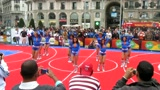 New York Knicks, le cheerleaders a Milano