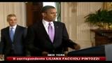 01/10/2010 - Casa Bianca, va via Emanuel, Rouse nuovo capo staff Obama