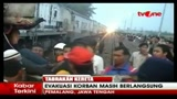 Incidente ferroviario in Indonesia, decine di vittime
