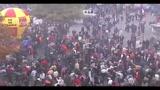 02/10/2010 - Francia, fonti governo: in piazza 900mila manifestanti