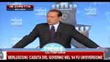 2 - Berlusconi, festa PDL: in Italia governo ha potere inferiore