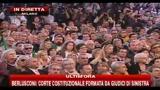 3 - Berlusconi, festa PDL- in Italia sovranità trasferita dal popolo ai PM
