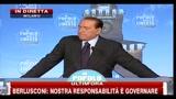 12 - Berlusconi, festa PDL- vogliamo realizzazione del giusto processo