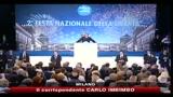 Berlusconi: Credo a lealtà dei Finiani, andremo avanti