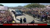04/10/2010 - Palermo, Benedetto XVI: la mafia  strada di morte