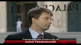 Giustizia, Franceschini: commissione inchiesta è arma spuntata