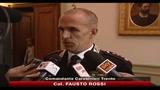 Madre accusata di infanticidio, le parole del Comandante Carabinieri