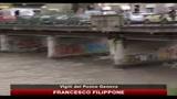 Maltempo: parla Francesco Filippone, vigili del fuoco Genova