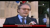 Attacchi sede Cisl, parla Baratta