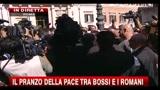 Bossi: C...o corri a Roma il gran Premio?