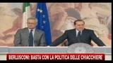 Berlusconi, basta con la politica delle chiacchiere