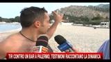 Tir contro un bar a Palermo, testimoni raccontano la dinamica