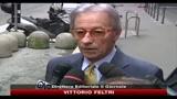Presunte minacce a Marcegaglia, Feltri: clima particolare