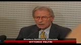 Minacce Marcegaglia, Feltri: Confalonieri mi chiese informazioni