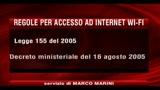 Internet Wi-Fi, l'italia in ritardo a causa di norme troppo severe