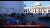 Sarkozy incontra il Papa, sul tavolo il problema dei Rom