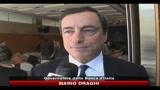 cambi, Draghi, non c'è guerra monete, attenzione a rimedi