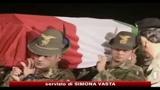 11/10/2010 - Oggi in Italia le salme dei 4 alpini, domani funerali solenni