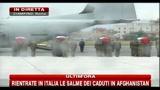 11/10/2010 - L'omaggio di Napolitano alle salme dei caduti in Afghanistan