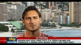 Roma, Totti: Non mi aspettavo questo accanimento nei miei confronti