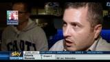 Scontri Italia-Serbia: tifosi serbi in patria