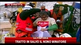 9 - Uscita nono minatore cileno (Gomez)