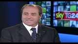 Di Pietro a Sky TG24: i soldati devono essere protetti, ma il problema  il motivo per cui sono l