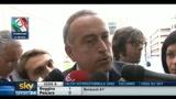 Abete risponde stizzito alle dichiarazioni di Blatter