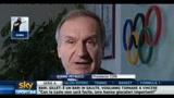 Scontri Marassi, Petrucci: la Federazione non ha responsabilità
