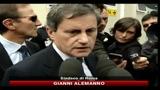 15/10/2010 - Aggressione nella metro, parla Alemanno