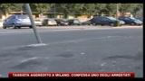 15/10/2010 - Tassista aggredito a Milano, confessa uno degli aggressori