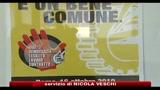 16/10/2010 - Corteo Fiom, i temi: lavoro, diritti, contratto nazionale
