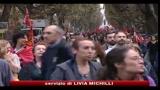 Fiom, Bersani, ascoltare voce pacifica della piazza