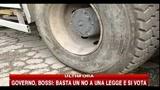 17/10/2010 - Rifiuti: blocco stradale a Terzigno