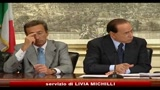 18/10/2010 - Bossi, scettico su incontro a tre con Berlusconi e Fini