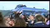 Discarica Terzigno, polizia forza blocco manifestanti