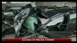 Padova, nomade si schianta a 190 all'ora, 3 morti